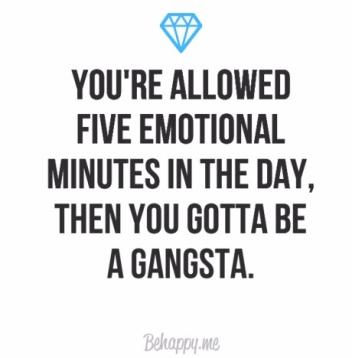 A gangsta